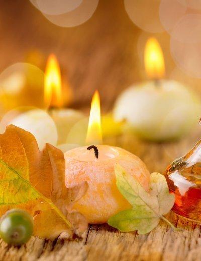 Exotischer Herbst im Spa