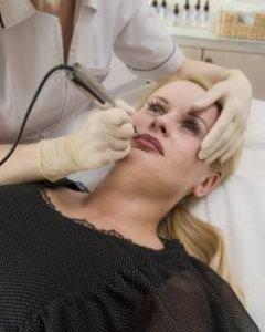 Makijaż Permanentny ust - kontur