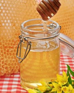 Honig-Therapie Afrodyta
