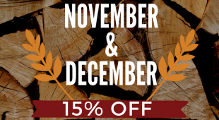 Listopad&Grudzień - 15% rabatu