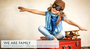 We are family - flexible cancellation