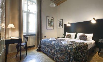 Two bedrooms (4+2 ppl.), Dunajewskiego Street