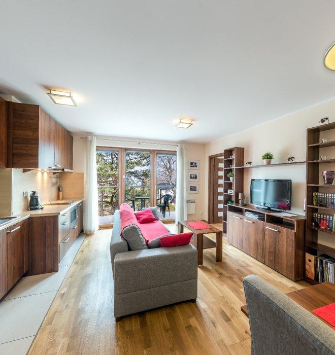 """Apartament ,,Łódź"""""""