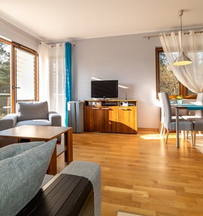 "Apartament ""Summer wind"""
