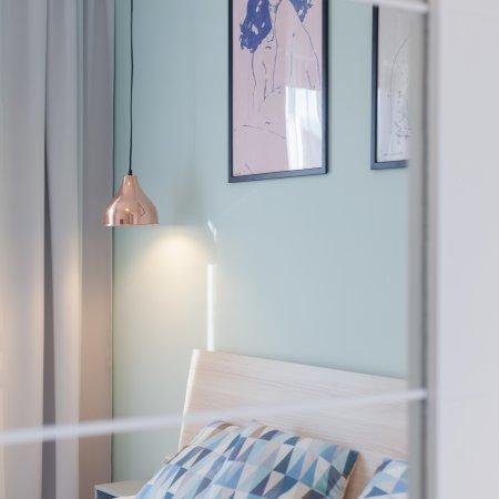 Nowa Motława SPA & Wellness - Apartament F36, 1 Sypialnia, Balkon