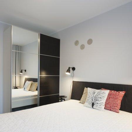 Nowa Motława SPA & Wellness - Apartament E38, 1 Sypialnia, Balkon