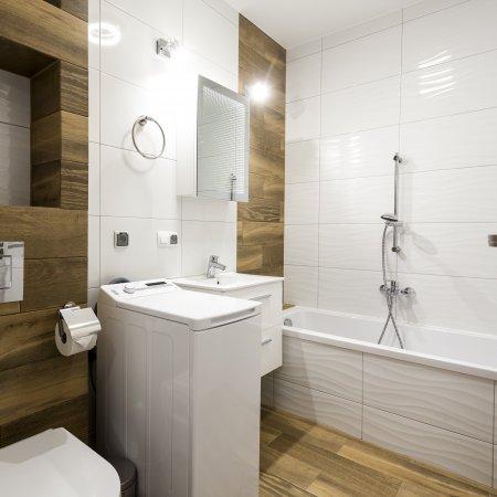 Nowa Motława SPA & Wellness - Apartament E20, 1 Sypialnia, Balkon