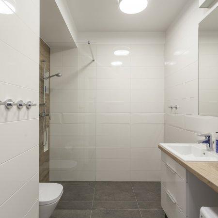 Nowa Motława SPA & Wellness - Apartament B15, 1 Sypialnia, Widok na Starówkę