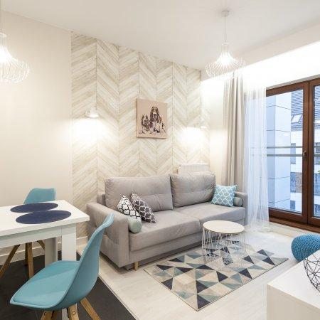 Nowa Motława SPA & Wellness - Apartament C42, 1 Sypialnia
