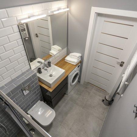 Nowa Motława SPA & Wellness - Apartament A5, 1 Sypialnia, Ogródek