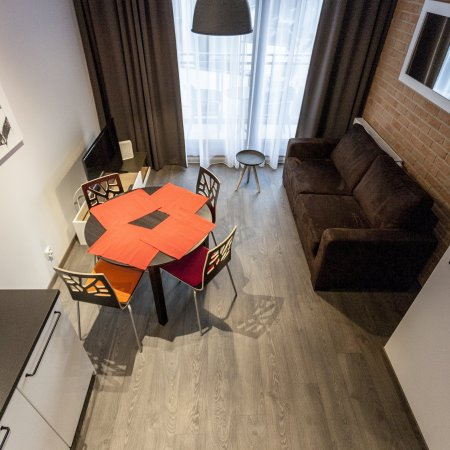 Nowa Motława SPA & Wellness - Apartament B13, 1 Sypialnia