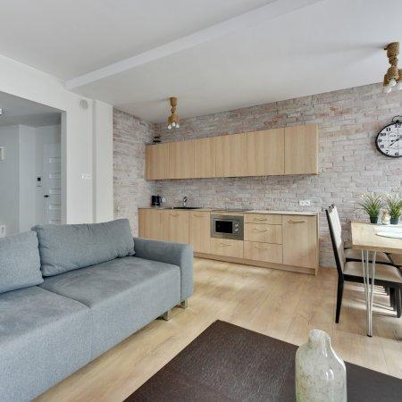 Apartament ul. Orłowska 12/A0, 2 sypialnie