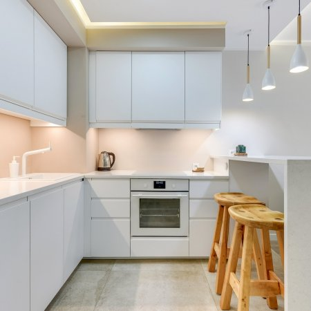 Apartament ul. Chmielna 73B/65,  1 Sypialnia, Balkon