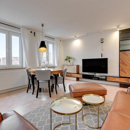 Apartament ul. Warzywnicza 10B/4, 2 Sypialnie + Salon
