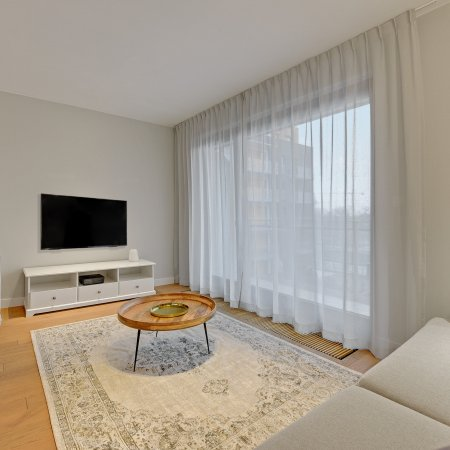 Apartament ul. Chmielna 73A/24, 1 Sypialnia, Balkon