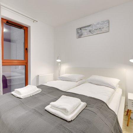 Apartament ul. Chmielna 63/35, 1 Sypialnia