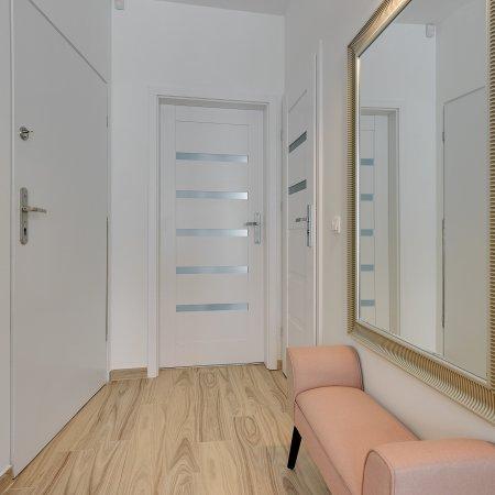 Apartament ul. Orłowska 12/2A, 1 Sypialnia, Ogród z widokiem na morze