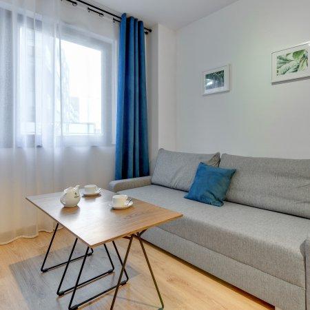 Nowa Motława SPA & Wellness - Apartament - B1, 1 Sypialnia+ Salon