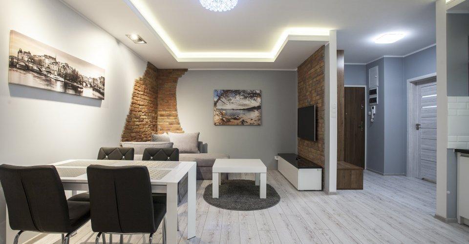 Apartament E20, 1 Sypialnia, Balkon