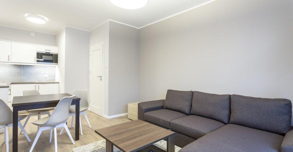 Apartment E39, 1 Bedroom, Balcony