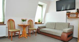 Pokój trzyosobowy (Aparthotel Mikołajki)
