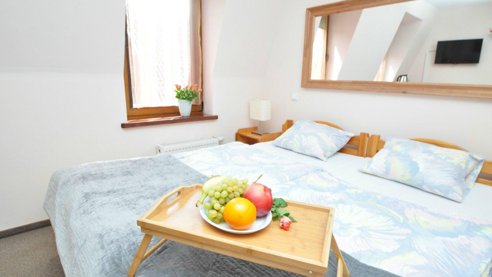 Pokój dwuosobowy (Aparthotel Mikołajki)