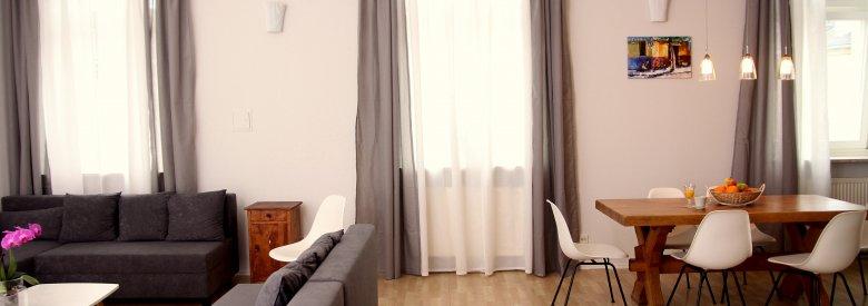 Apartament ul. Mokotowska