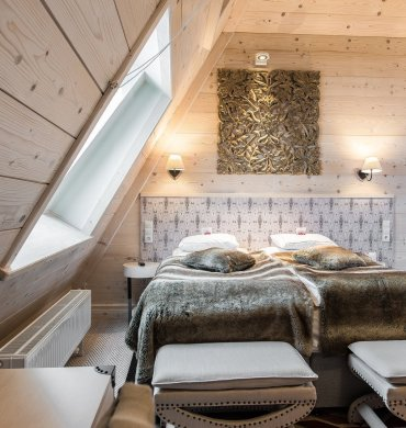 Chalet suite