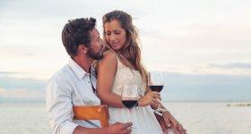 Romantyczny pobyt nad morzem