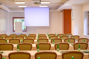 Conference room A and B