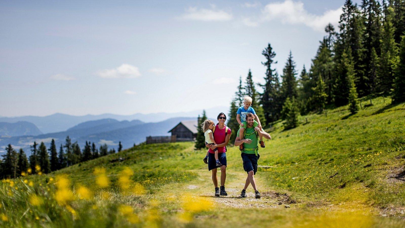 Wakacje w górach dla całej rodziny