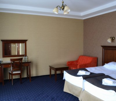 Double room Deluxe type