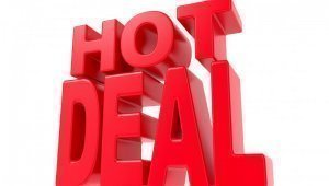 HOT DEAL - Rabat 15%