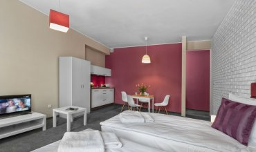 GALAXY  Apartament Studio