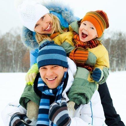 Winter break in Torun