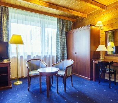 Pokój typu LUX dla 1 osoby