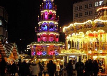 Magiczny Jarmark Bożonarodzeniowy