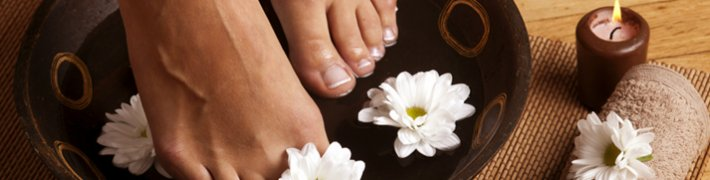 Hand and foot treatments