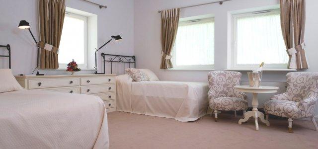 Pokój dwuosobowy z 2 oddzielnymi łóżkami