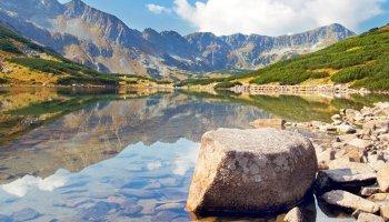 Babie lato w górach