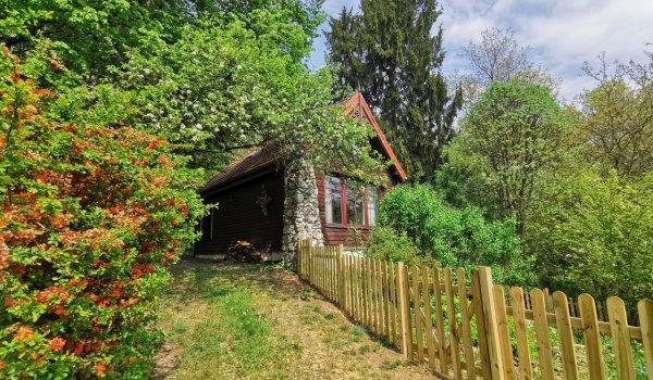 Ogrodzony Domek Samotnia - bez śniadań