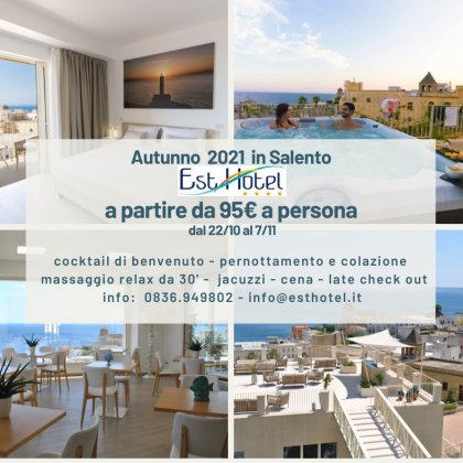 Autunno 2021 in Salento