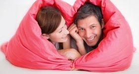 Romantische Kuscheltage