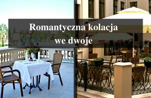 Romantyczna kolacja we dwoje