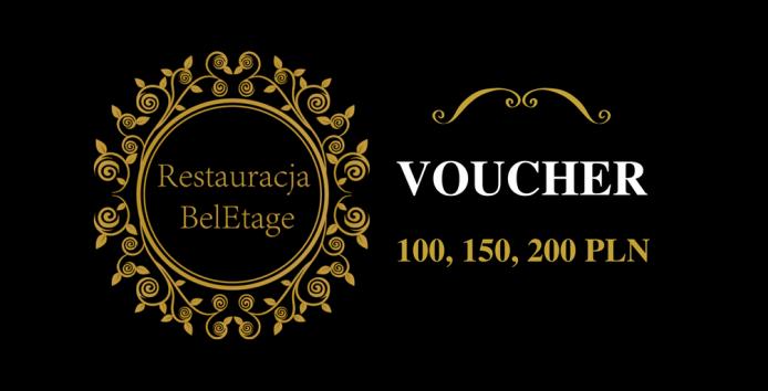 Voucher prezentowy do Restauracji