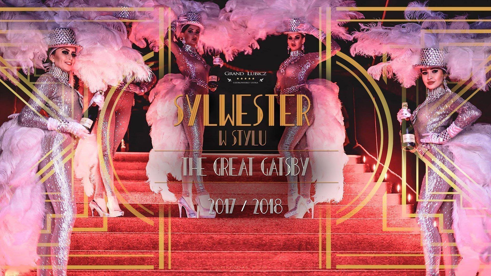 """Sylwester w stylu """"The Great Gatsby"""""""