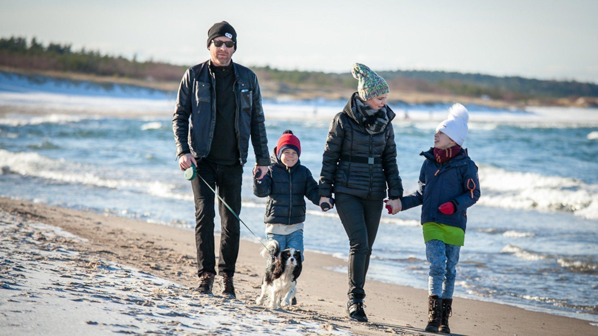 Rodzinne Ferie nad Morzem