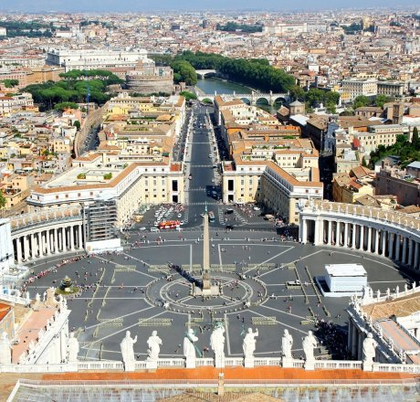 Package Vatican tour + Dinner