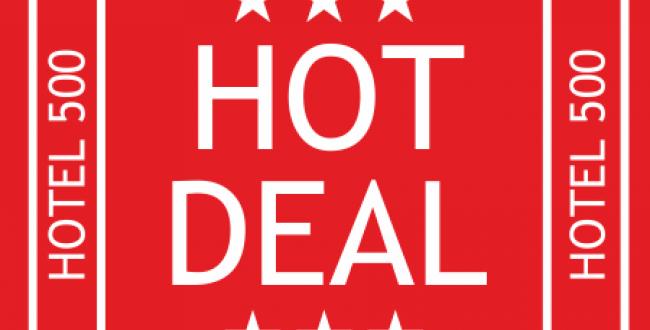 Hot Deal - 15%
