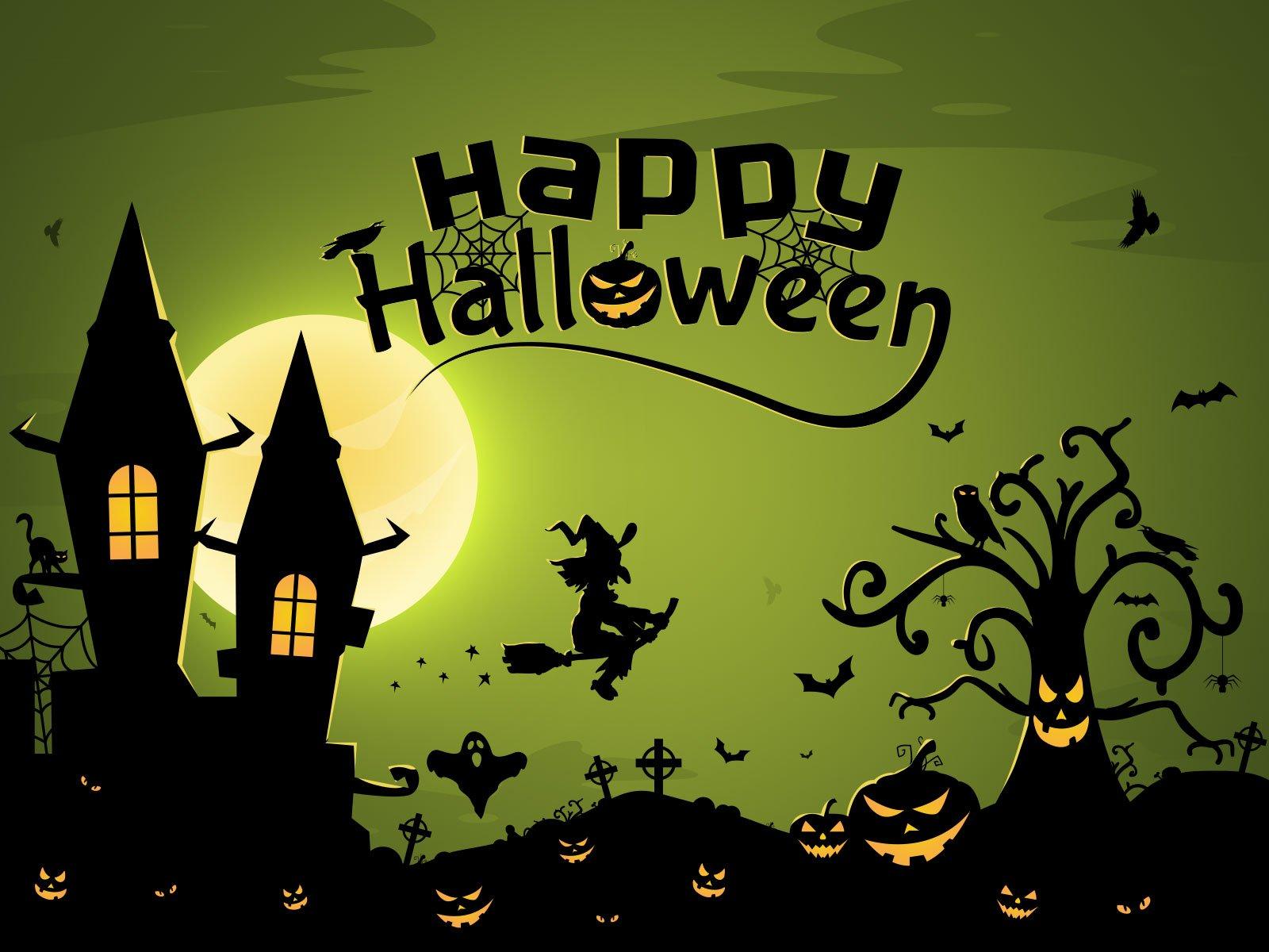 Halloween z dreszczykiem